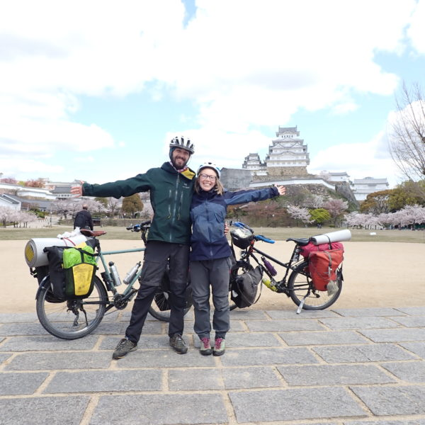 Mensetsu #27 - Ella et Maxime - Traversée en vélo